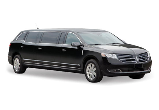 6 Passenger Lincoln MKT 70'' Stretch Limo